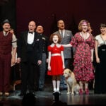 """""""Annie"""" Broadway Opening Night - Arrivals And Curtain Call"""