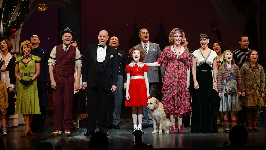 NBC Sets 'Annie Live' Musical for the Holiday Season