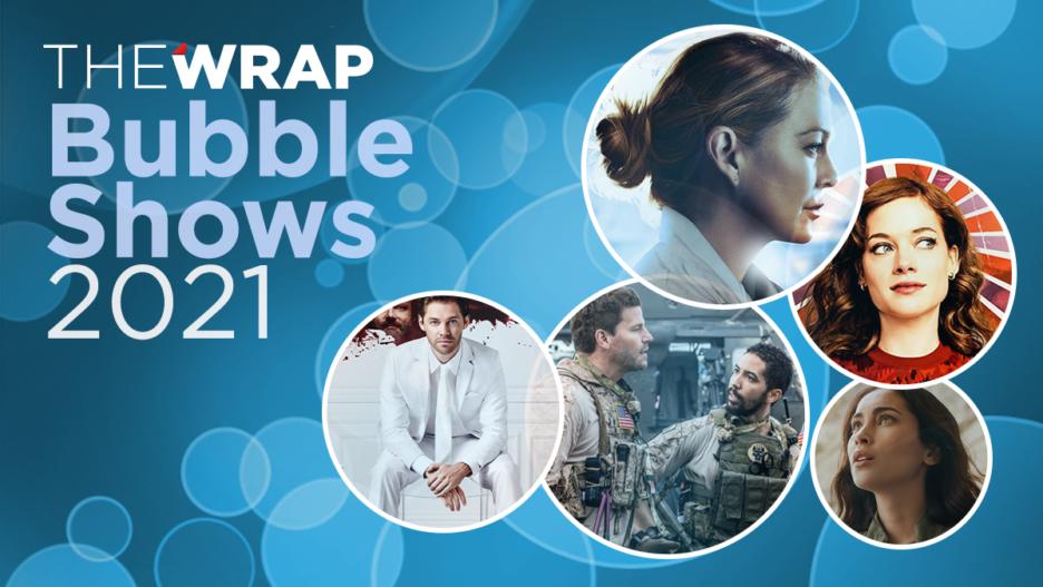 Broadcast TV Bubble Shows 2021