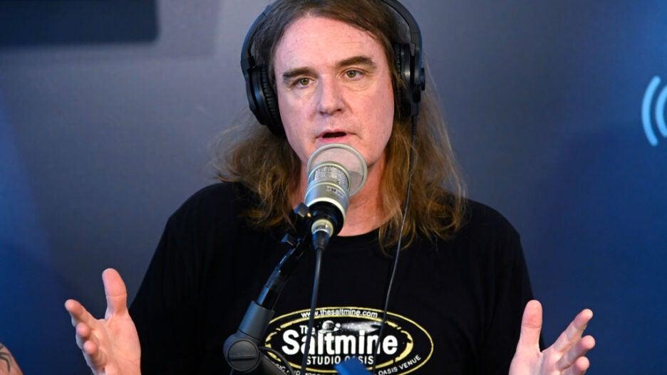 Celebrities Visit SiriusXM - July 15, 2019