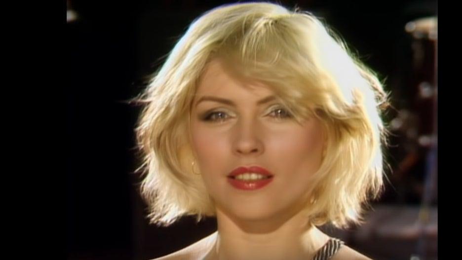Debby Harry Marilyn Monroe YouTube