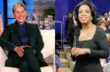 Ellen DeGeneres Oprah Winfrey