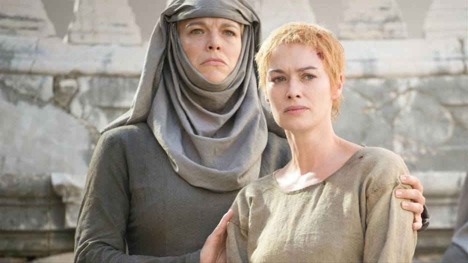 Game of Thrones nun Hannah Waddingham