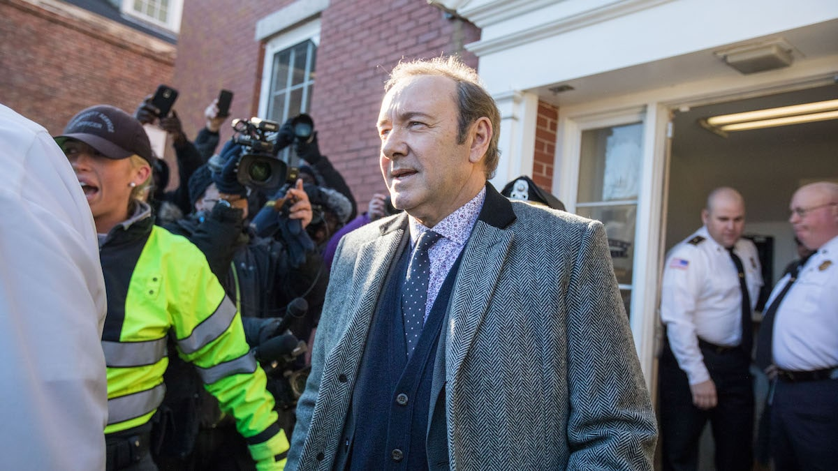 <p>Kevin Spacey Cast in First New Film Since Abuse Accusations thumbnail