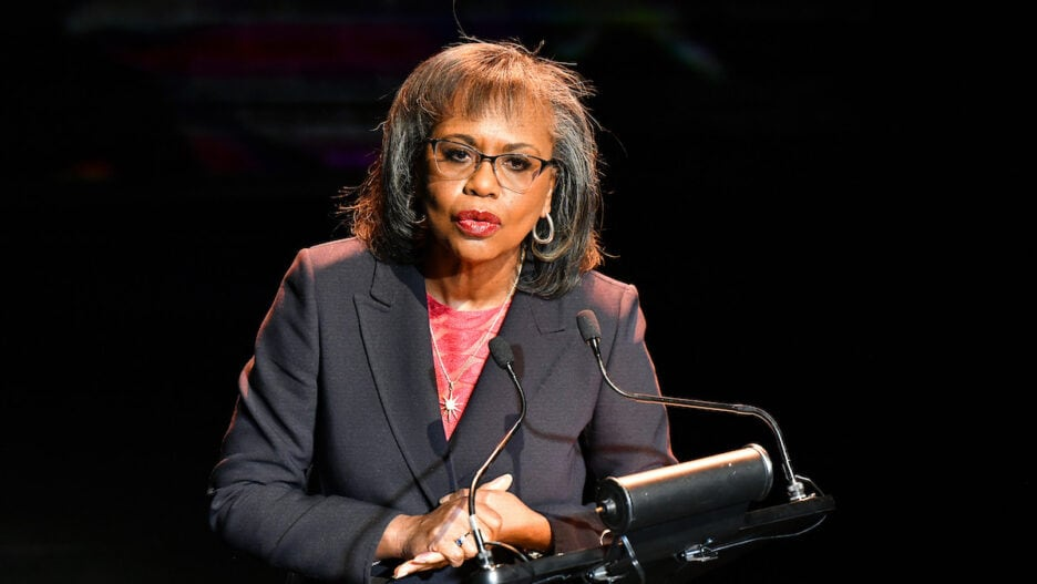 Anita Hill Bullying Hollywood Commission