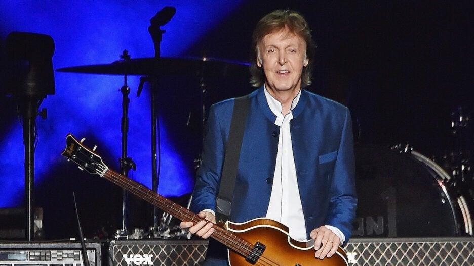 """Paul McCartney """"McCartney 3, 2, 1"""""""