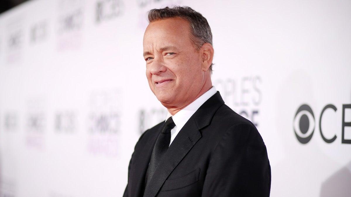 Tom Hanks Bios Finch