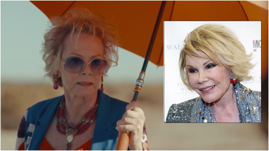 Jean Smart Hacks Joan Rivers