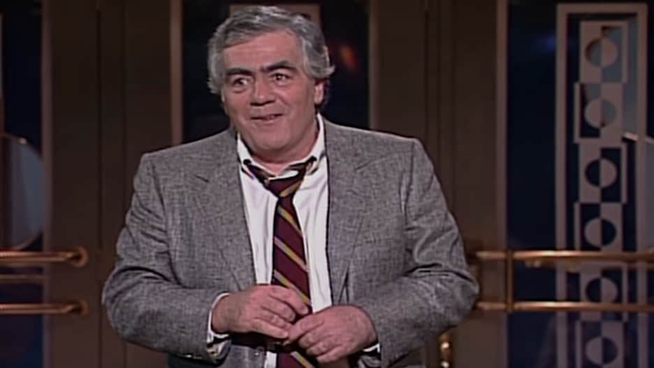 Jimmy Breslin SNL