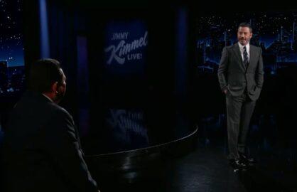 Jimmy Kimmel Caitlyn Jenner Donald Trump
