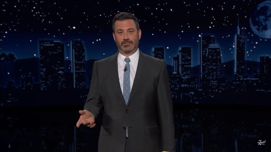 Kimmel Hopes Trump Gets His Twitter Back if He Goes to Jail (Video)