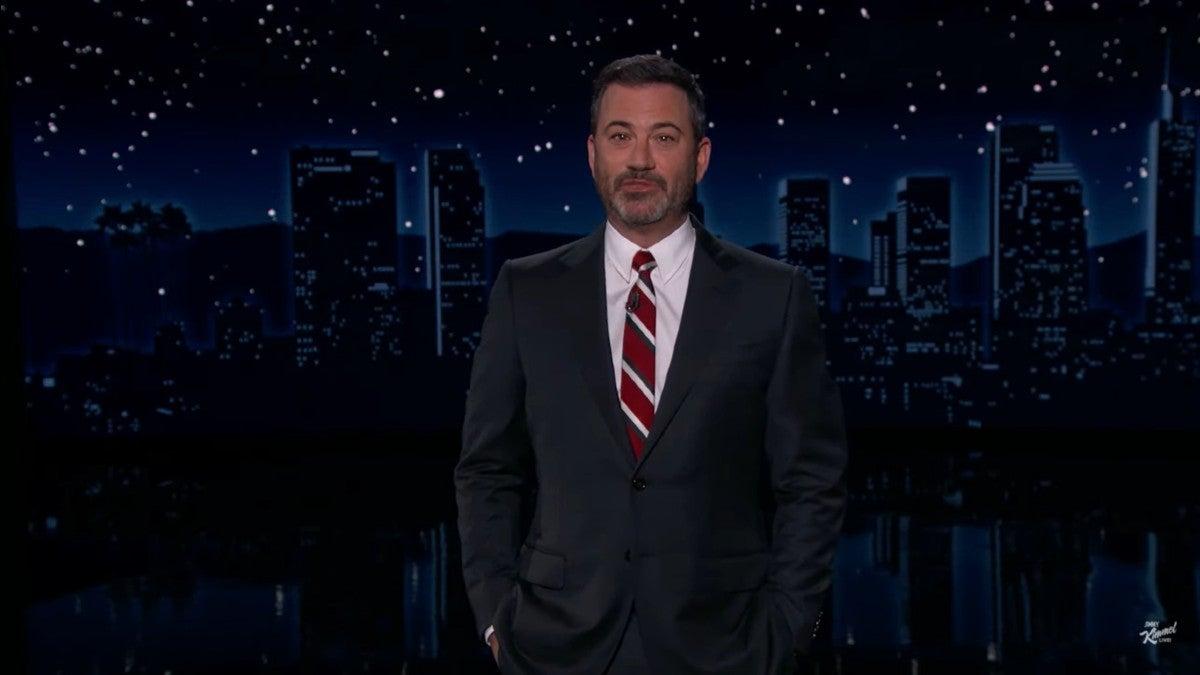Jimmy Kimmel Liz Cheney Trump