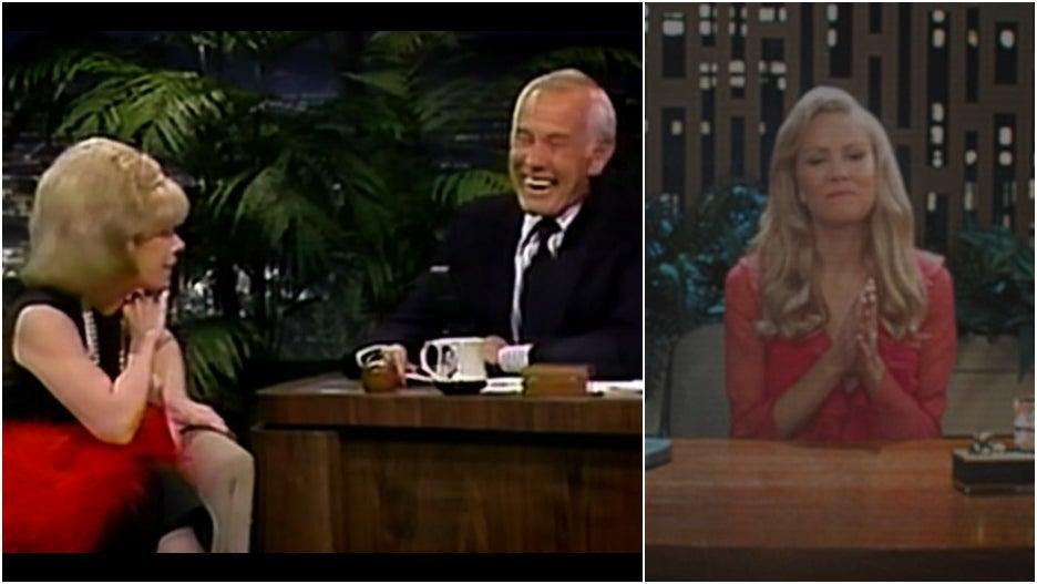Joan Rivers Johnny Carson The Tonight Show Jean Smart Hacks