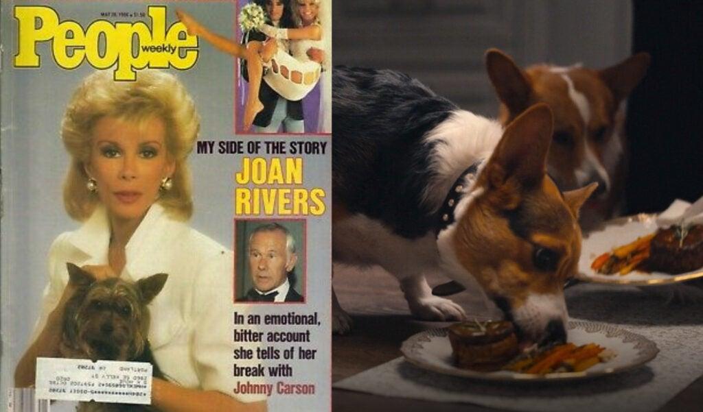 Joan Rivers spike