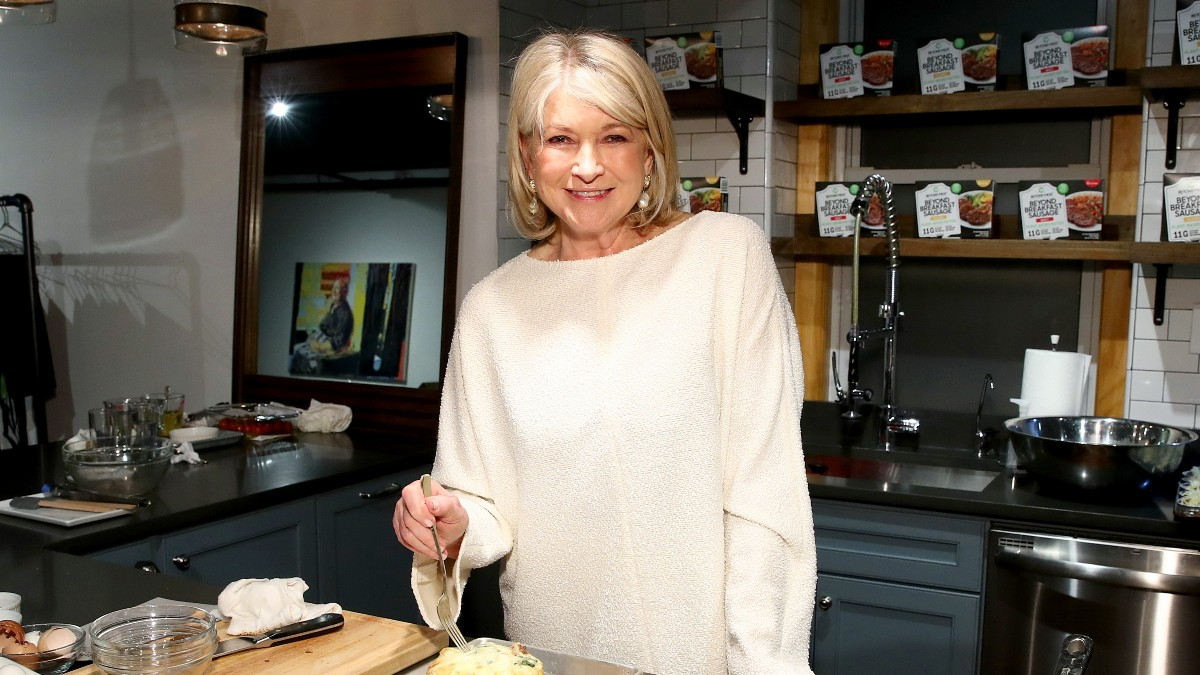 Martha Stewart Slams New York Post for Saying She Has Fewer Peacocks Than She Actually Does