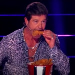 Masked Singer Robin Thicke