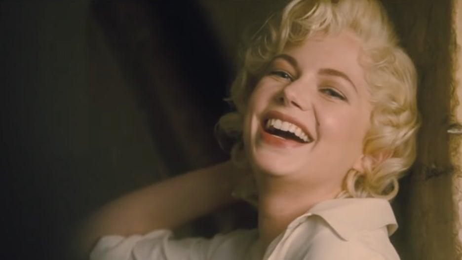 Michelle William Marilyn Monroe
