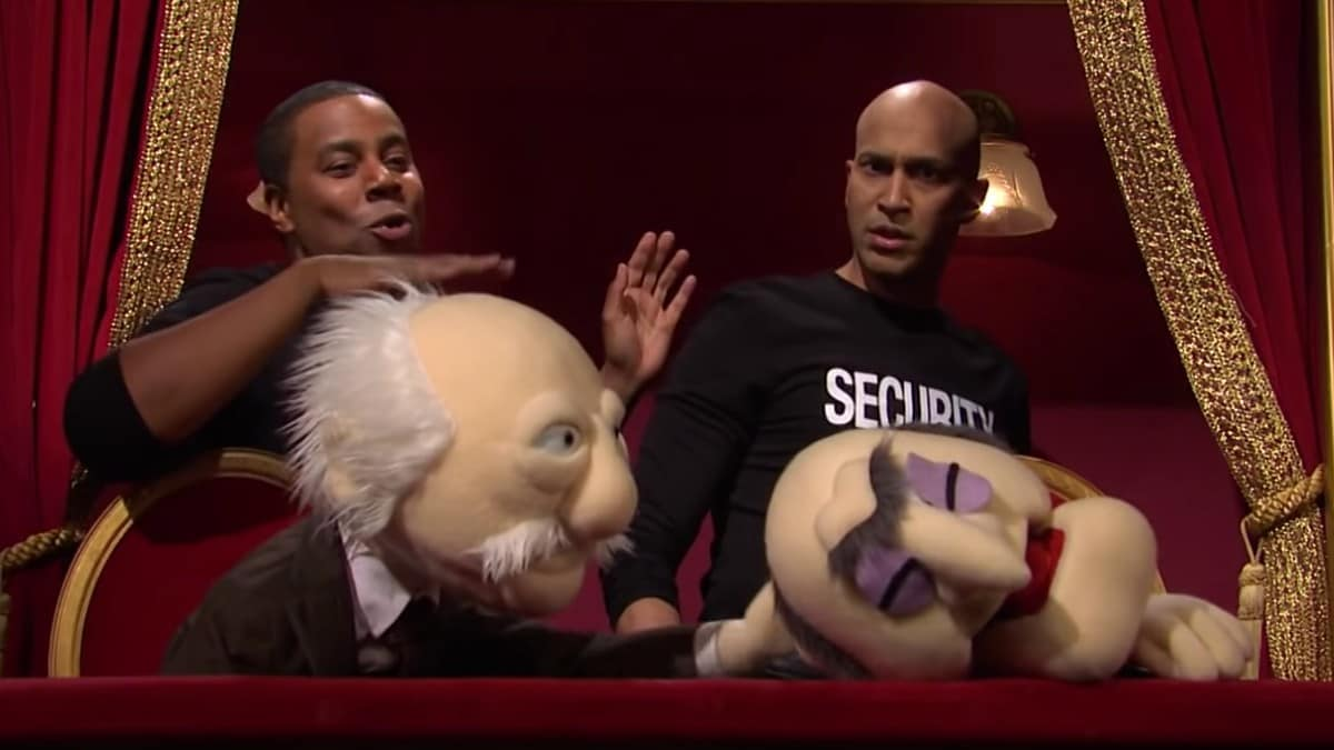 'SNL': Kenan Thompson and Keegan-Michael Key Beat Up Muppet Hecklers – Before Joining Them (Video).jpg