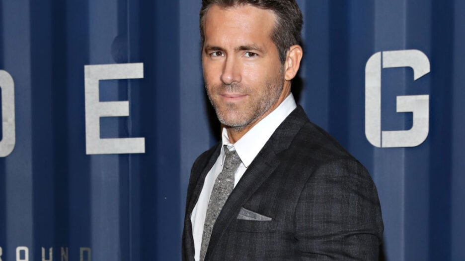 """Netflix's """"6 Underground"""" New York Premiere Ryan Reynolds"""