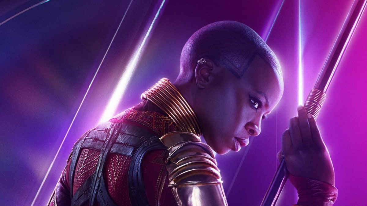 'Black Panther' Spinoff TV Series Starring Danai Gurira in Works on Disney+