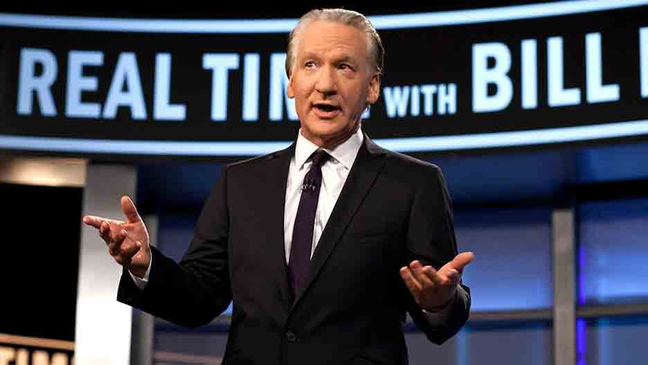 Bill Maher Cancels Friday's 'Real Time' After Testing Positive for COVID-19.jpg