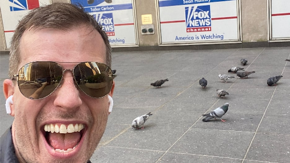 Meet the Comedian Who Turned Fox News Headquarters Into a 'Safe Space' for Pigeons.jpg