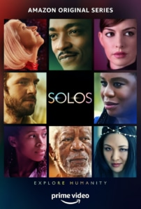 Solos show poster