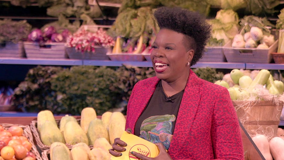 LESLIE JONES Supermarket Sweep