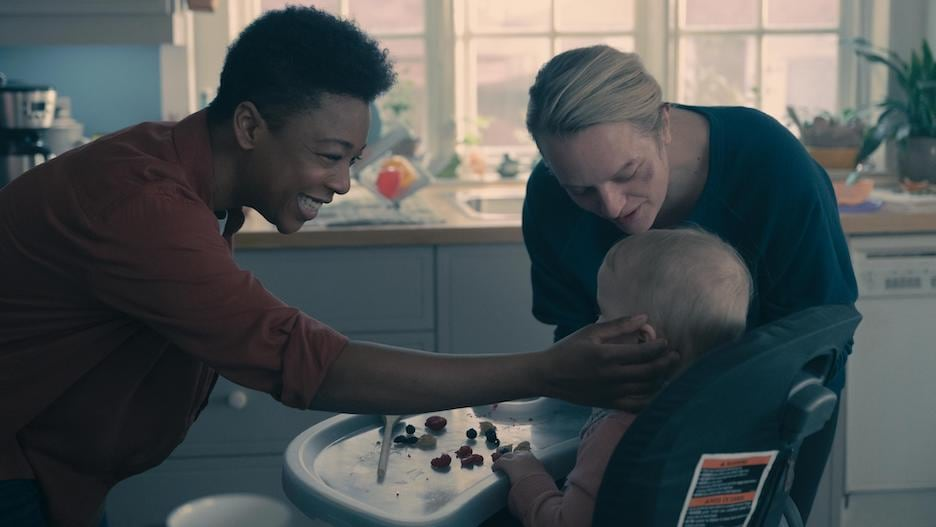 'Handmaid's Tale': Samira Wiley on How June and Moira's Friendship Will Be Tested Before Season Finale.jpg