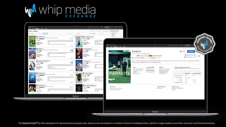Whip Media Exchange