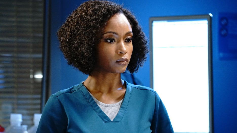 Yaya DaCosta to Exit NBC's 'Chicago Med' to Star on Fox's 'Our Kind of People'.jpg