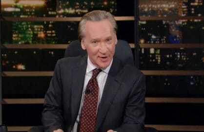 bill maher says democrats should return to being the party of drugs and sex parties