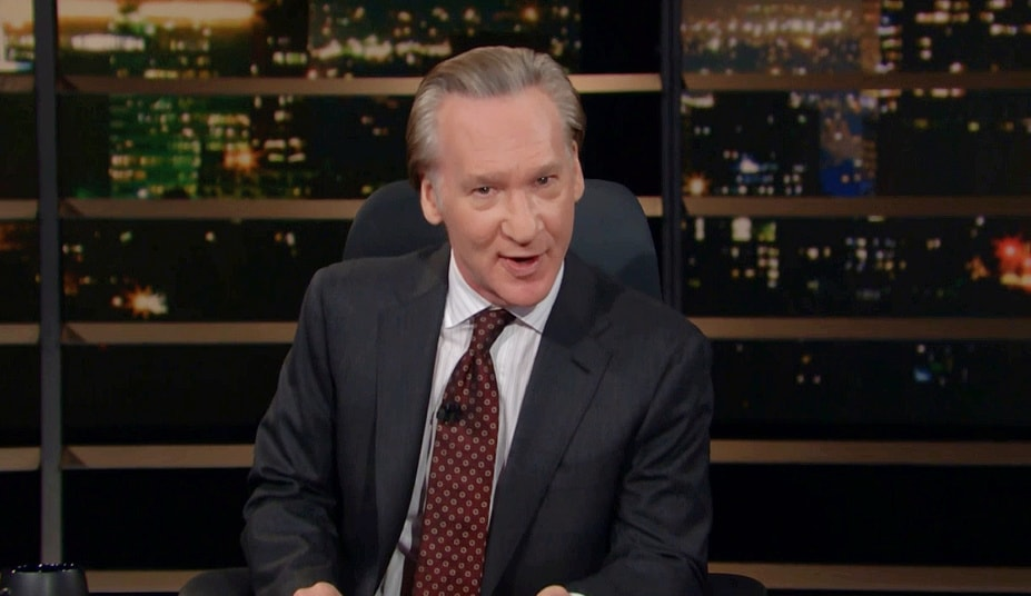 Bill Maher Wishes Democrats Would Do More Drugs and Have More Sex (Video)