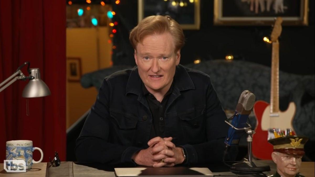 TBS Sets 'Conan' Hour-Long Show Finale for June 24 thumbnail