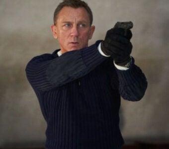 Daniel Craig Being James Bond
