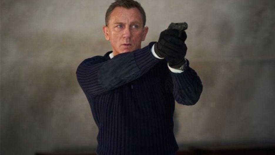 Daniel Craig Bond