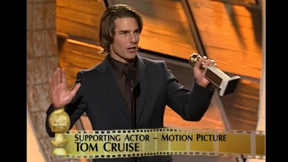 tom cruise golden globes