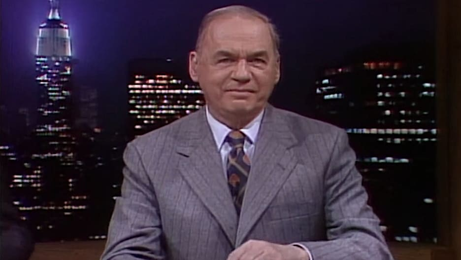 edwin newman SNL
