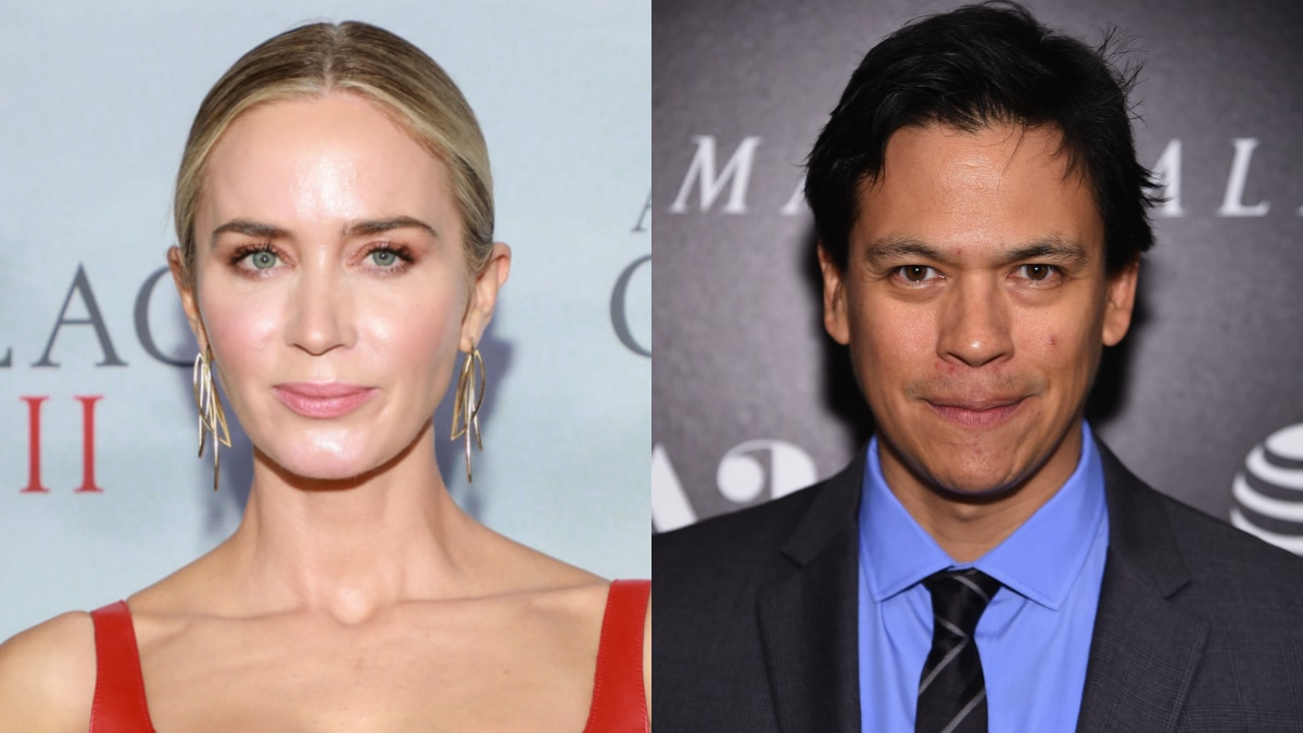 Emily Blunt, Chaske Spencer to Star on Amazon, BBC Western Series 'The English'.jpg