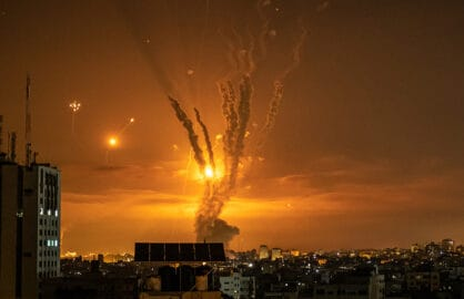 gaza israeli air strike