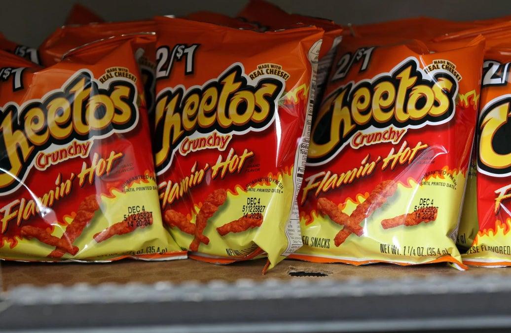 Flamin' Hot Fraud? Frito-Lay Says Richard Montañez Didn't Actually Invent Hot Cheetos