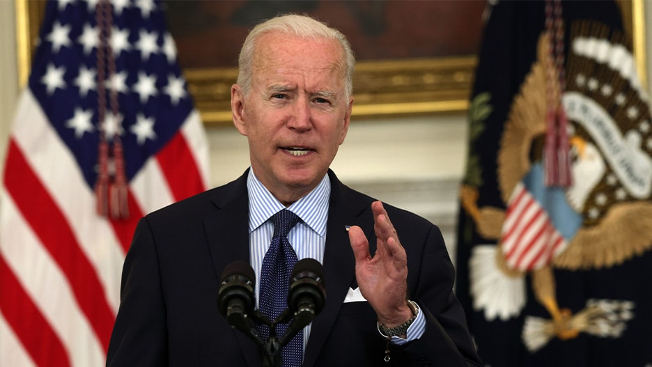 Biden Scraps Trump's 'National Garden of American Heroes'