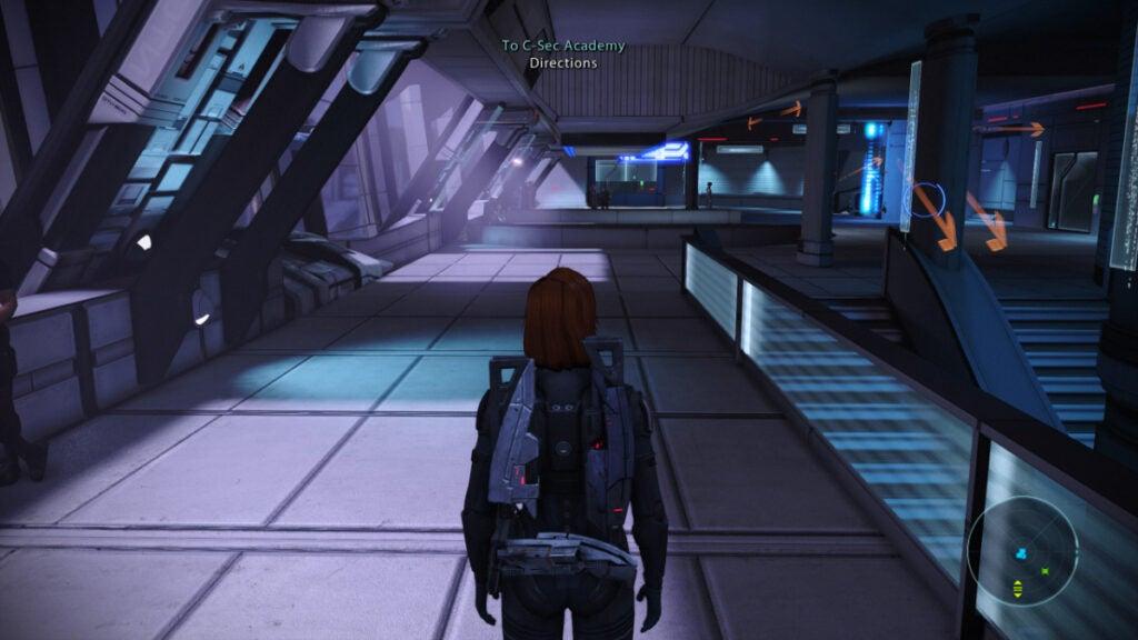 mass effect remaster wards