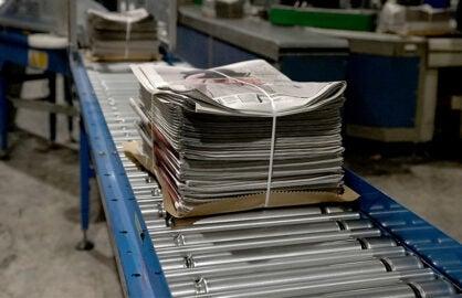 news newspaper newsroom