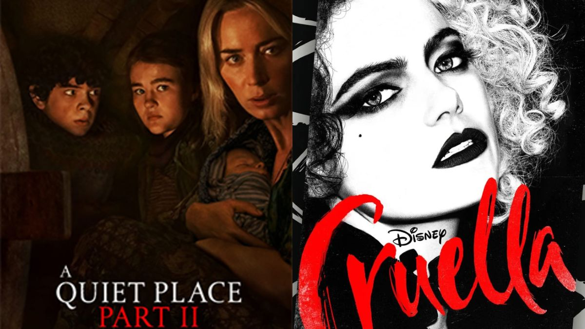 <p>Box Office Preview: 'A Quiet Place -- Part II' and 'Cruella' Will Test Movie Theaters' Recovery thumbnail