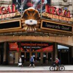 Regal Cinemas Cineworld Universal