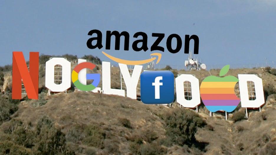 tech merger hollywood