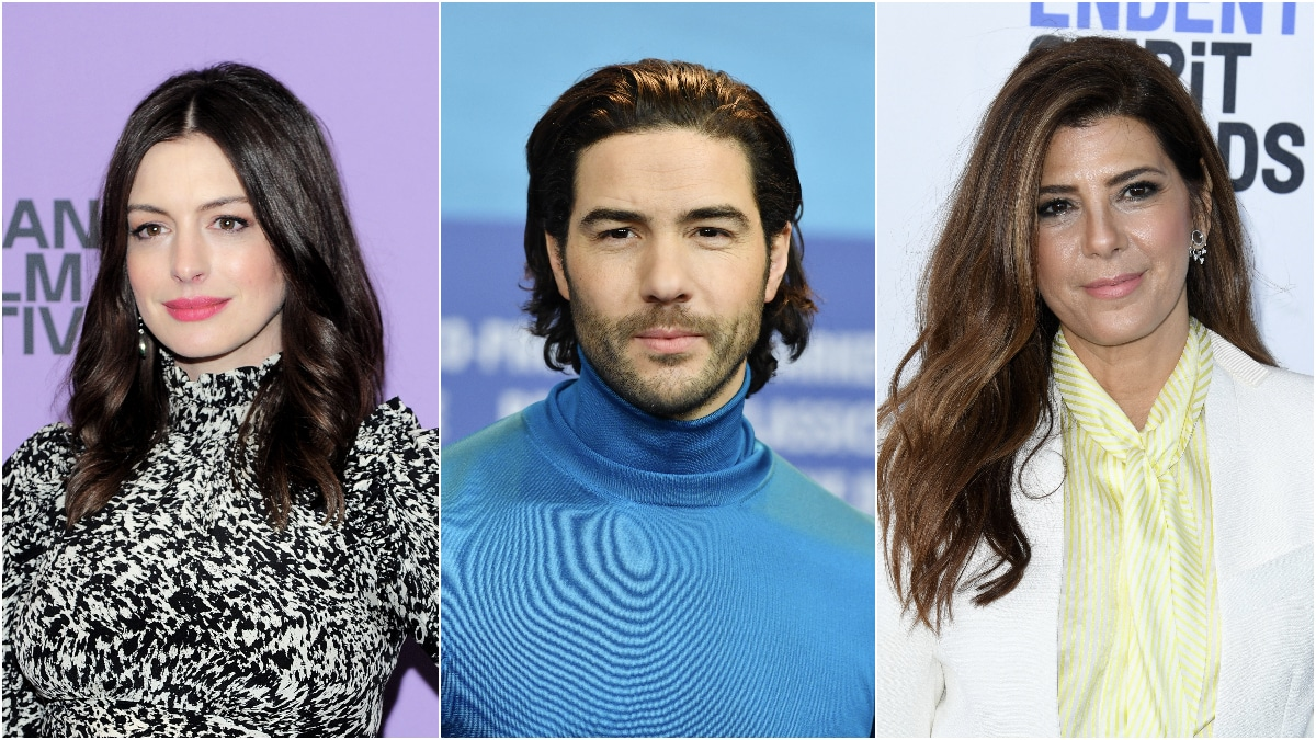 Anne Hathaway, Tahar Rahim, Marisa Tomei to Star in Rom-Com 'She Came to Me'.jpg