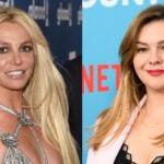 Britney Spears Amber Tamblyn