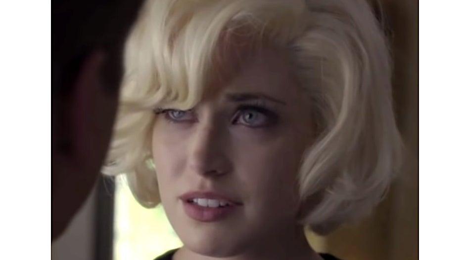 Charlotte Sullivan Marilyn Monroe